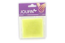 Jolifin Nailart panty mesh pastell-gelb