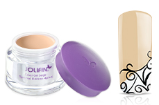 Jolifin Special Edition 4plus Make-Up Cover Gel beige 15ml