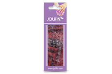 Jolifin Nailart colored fiber red