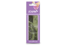 Jolifin Nailart colored fiber dark green
