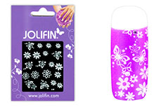 Jolifin Sparkling Crystal Nail-Sticker 1