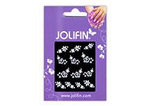 Jolifin Sparkling Crystal Nail-Sticker 6