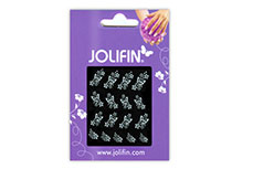 Jolifin Sparkling Crystal Nail-Sticker 7