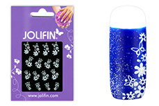 Jolifin Sparkling Crystal Nail-Sticker 8
