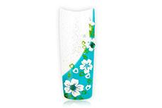 Jolifin Brillant Flower Nail Sticker 2