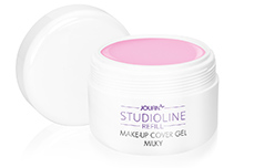 Jolifin Studioline Refill - Make-Up Gel milky 250ml