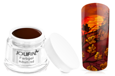 Jolifin Farbgel auburn red 5ml