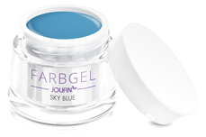 Jolifin Farbgel sky blue 5ml
