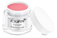 Jolifin Farbgel 4plus charming rosé 5ml