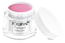 Jolifin Farbgel 4plus baby pink 5ml