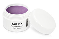 Jolifin Acryl Farbpulver fruity purple 5g