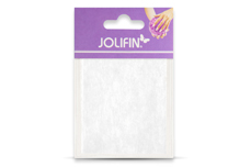 Jolifin Nailart painted sheet white