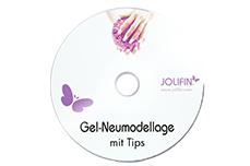 Jolifin Schulungs DVD Gel-Neumodellage mit Tips