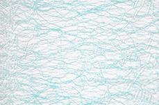 Jolifin Nailart spiderweb light blue