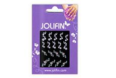 Jolifin Smoothly Nailart Sticker Nr. 4