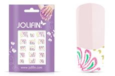 Jolifin Easy Colour French Sticker Nr. 6