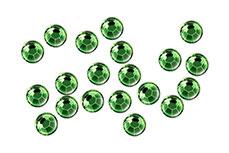 Jolifin Nailart Kristalle smaragd