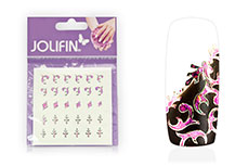 Jolifin Nailart reflection Sticker Nr.12