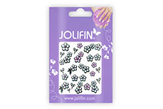 Jolifin Nailart Delight Sticker Nr. 1