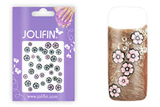 Jolifin Nailart Delight Sticker Nr. 3