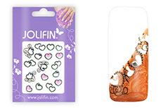 Jolifin Nailart Delight Sticker Nr. 4