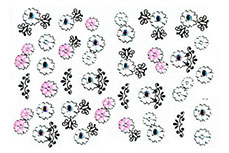 Jolifin Nailart Delight Sticker Nr. 5