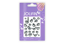 Jolifin Nailart Delight Sticker Nr. 6