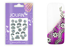Jolifin Nailart Delight Sticker Nr. 7