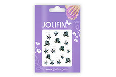 Jolifin Nailart Delight Sticker Nr. 9