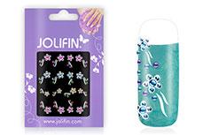 Jolifin Nailart Twinkle Stone Sticker Nr. 2
