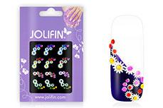 Jolifin Nailart Twinkle Stone Sticker Nr. 3