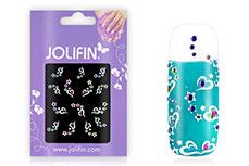 Jolifin Nailart Twinkle Stone Sticker Nr. 6