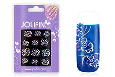 Jolifin Nailart Twinkle Stone Sticker Nr. 8