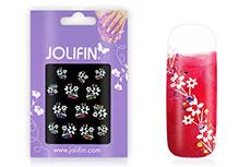 Jolifin Nailart Twinkle Stone Sticker Nr. 10