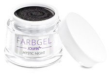 Jolifin Farbgel 4plus mystic night 5ml