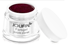 Jolifin Farbgel purple planet 5ml