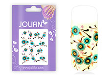 Jolifin Nailart Tattoo Nr.26