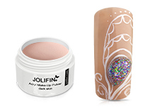Jolifin Acryl Make-Up Pulver dark skin 10g