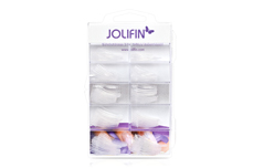 Jolifin Tips clear 100er Box