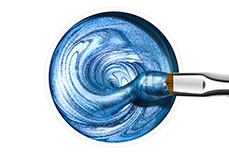 Jolifin Farbgel silk blue 5ml