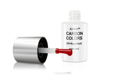 Jolifin Carbon Colors UV-Nagellack pure-red 11ml