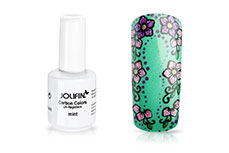 Jolifin Carbon Colors UV-Nagellack mint 11ml