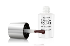 Jolifin Carbon Colors UV-Nagellack classic brown 11ml