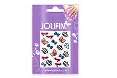 Jolifin Girlie Nailart Sticker Nr. 4