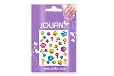 Jolifin Girlie Nailart Sticker Nr. 7