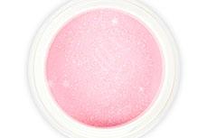 Jolifin Acryl Farbpulver - rose Glitter 5g