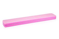 Jolifin Bufferfeile rosa 150/150