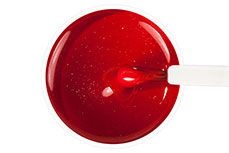 Jolifin Carbon Quick-Farbgel - shiny red 11ml