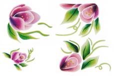 Jolifin Airbrush Tattoo Nr. 16