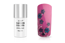 Jolifin Carbon Colors UV-Nagellack magenta 11ml